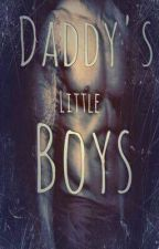 Daddy's Little Boys by _YourFavoGay