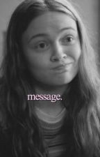 message | brannie (wattys2017) by -julls