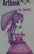 Artbook ^-^ by Nea_Nami123