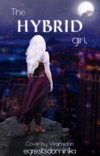 The hybrid girl by egresitsdominika