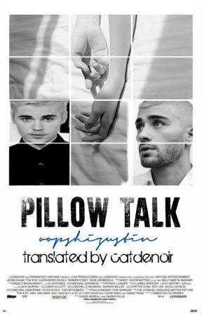 Pillow talk; Zustin AU [ Tłumaczenie pl] by catdenoir