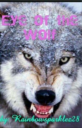 Eye of the Wolf by Rainbowsparklez28
