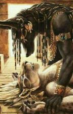 Egyptian Gods by Dragon_owl
