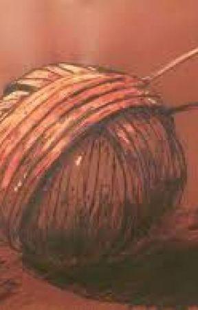 una bola de estambre by andreymau