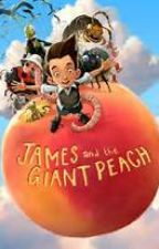 James and the giant peach by xxyonisxx