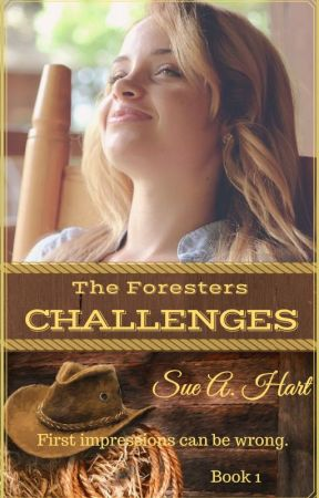 CHALLENGES: The Foresters (Sample only, Published at Amazon) by SueHart2