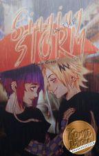 Singing in the storm   Boku no Hero Academia   Kaminari Denki - Jirou Kyouka by WEEvans