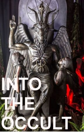 Into the Occult by AliJongmanWriter