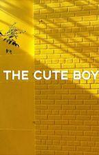 The cute boy - Joshler by Spooky_Gee