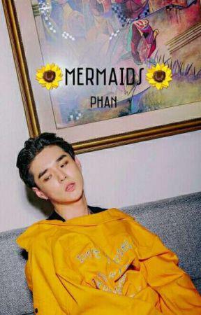 mermaids // phan by itsdianekayy