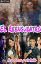 Soy Luna Y Violetta El Rencuentro  #FrostGalaxyAwuards2018 by zanzaza