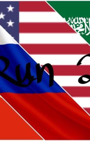 Run 2: International Manhunt  by Manyock
