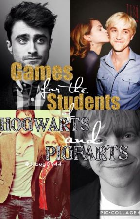 Games For The Students Of Hogwarts And PigFarts by lilbug0944