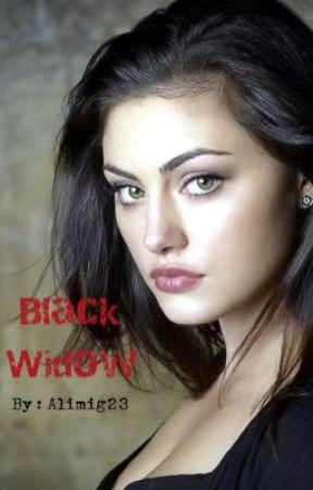 Black Widow by alimig23