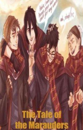 The Tale of the Marauders (Marauders Era Love story : Sirius