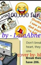 100,000 Funny Jokes by LalaAbner