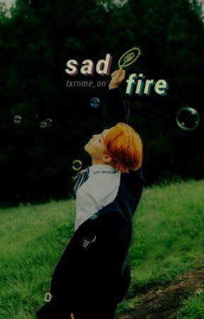 sad fire || yoonmin by txrnme_on