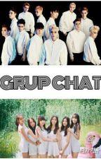 Grup Chat [ Exo X Gfriend ]  by ayu_apriliani