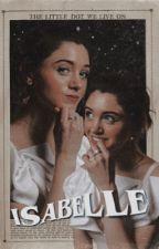 ISABELLE   bellamy. blake by darkxvixen