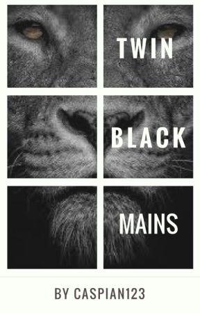 Twin Black Mains by caspian123