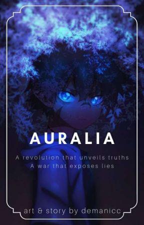 Auralia (Hiatus/Work In Progress) by ayaneaboo