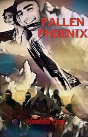 Fallen Phoenix  by anahita_leve