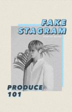 produce 101 • 《fakestagram》 by bbyeol