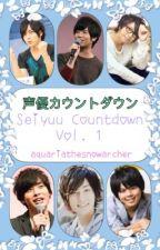Seiyuu Countdown 声優カウントダウン by aquariathesnowarcher