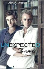 -Drarry- Unexpected events by -aLwAyS89-EvAnEsCo