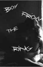 Boy from the ring by BVBknihomolka
