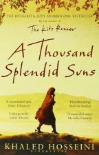 A Thousand Splendid Suns by Rachel8929