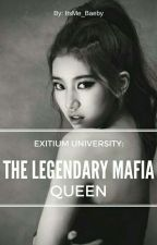 Exitium University: The Legendary Mafia Queen by zadeux_