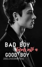 Bad Boy turns into a Good Boy by deeloveswriting