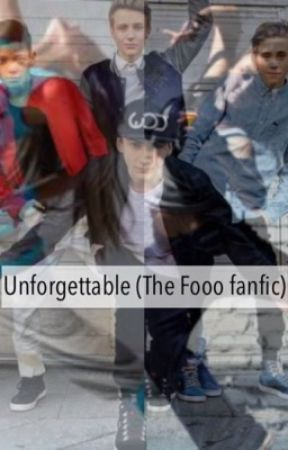 Unforgettable (The Fooo Conspiracy Fanfic In English) by abstractruins