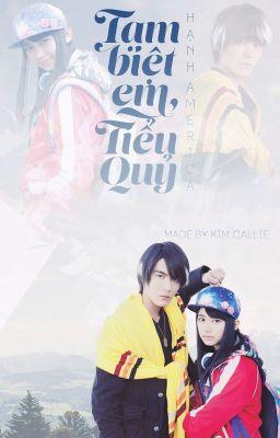 Đọc truyện [Shortfic] [Taiga & Nico] ♥ Tạm Biệt Em,...