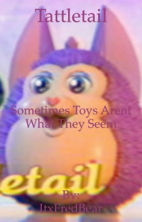 Tattletail by ItxFredBear
