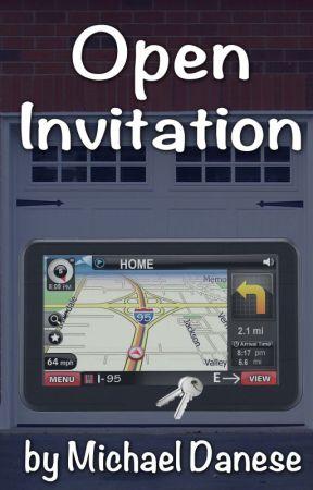 Open Invitation by danesemc
