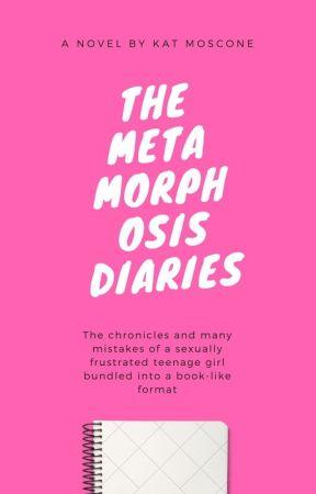 The Metamorphosis Diaries by kitkatkaos