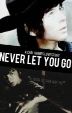 Never Let You Go (Carl Grimes Fanfiction) by Samanthajane10