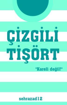 ÇİZGİLİ TİŞÖRT by sehrazad12