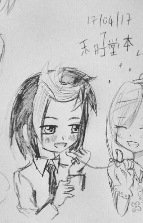 Yuta and Yuza story by KazukoDomoto
