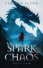 A Thread in the Tangle (Legends of Fyrsta #1) by SabrinaFlynn