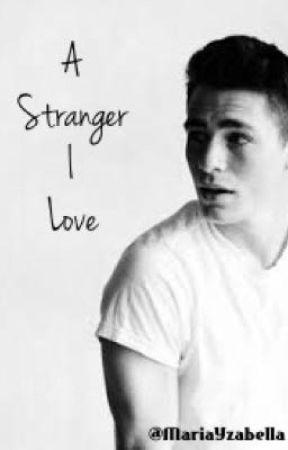A Stranger I Love by MariaYzabella