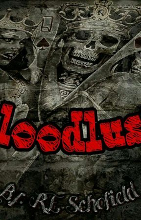 Bloodlust by schofield26