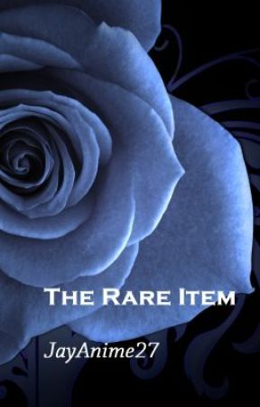 The Rare Item by JACray