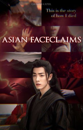 cho chanhyuk ↠ poc faceclaims by grimreaxper