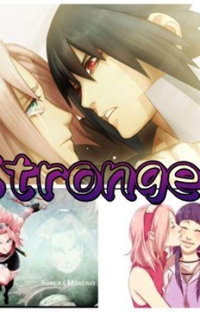 Stronger  (sakura x hinata) by doglover515