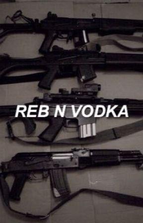Reb n Vodka by oliverr_