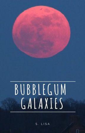 Bubblegum Galaxies | Kim Taehyung by heartwritings