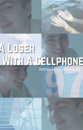 A Loser With A Cellphone (Alex Standall) by andyfowler